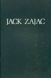 Jack Zajac. Artist-in-Residence Summer 1970