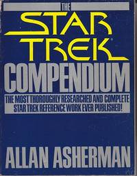 image of The Star Trek Compendium [SIGNED COPY]