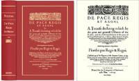 De Pace Regis et Regni Viz. A Treatise Declaring Which be the Great..