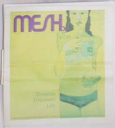 San Francisco: Brian Brophy, publisher, 2005. Newspaper. 36p., folded tabloid newspaper, articles, n...