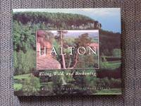 image of HALTON:  RISING, WILD, AND BECKONING.  WITH 'YOUR GUIDE TO HALTON' FOLDING MAP.