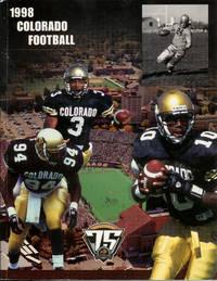 1998 University of Colorado Football Media Guide