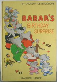 Babar's Birthday Surprise [Signed Copy]