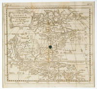 1650s Map of North America showing all of California as an Island, wich is how they assume