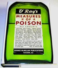D'Rays Measures of Poison (Limited edition signed by all contributors)