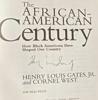 THE AFRICAN-AMERICAN CENTURY (SIGNED)