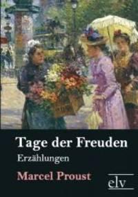 image of Tage der Freuden: Erzaehlungen (German Edition)