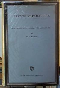 image of East-West Parallels; Sociological Approaches to Modern Asia