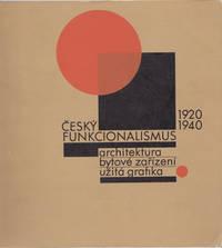 CESKY FUNKCIONALISMUS 1920-1940.