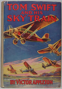 image of Tom Swift and His Sky Train