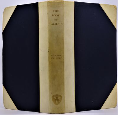 N.Wales: Llanbedrog: Issued to Subscribers only, 1910. Bound in half vellum over dark blue buckram, ...