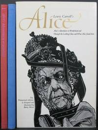 image of ALICE'S ADVENTURES IN WONDERLAND [with] THROUGH THE LOOKING-GLASS, AND WHAT ALICE FOUND THERE