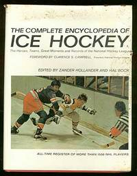 image of The Complete Encyclopedia of Ice Hockey