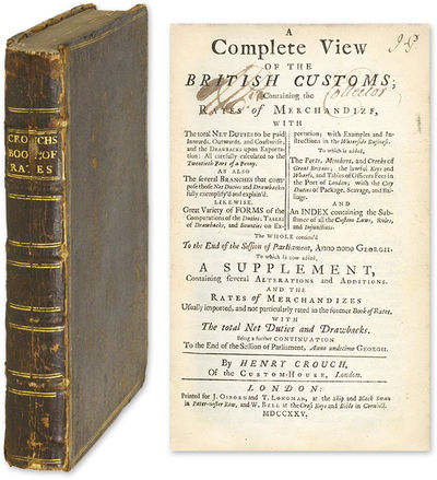 1725. London, 1725. Second edition. London, 1725. Second edition.