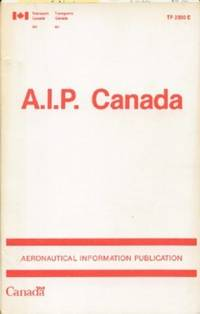 A.I.P. Canada - Aeronautical Information Publication