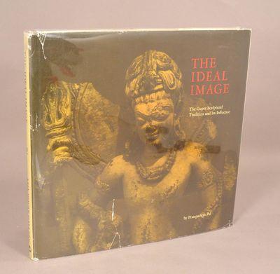 1978. PAL, Pratapaditya. THE IDEAL IMAGE: THE GUPTA SCULPTURAL TRADITION AND ITS INFLUENCE. Washingt...