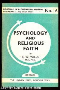 PSYCHOLOGY AND RELIGIOUS FAITH