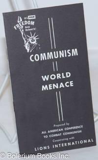 image of Communism: World Menace