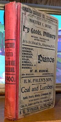 Directory, of the Ulster & Delaware Railroad and the Stony Clove, Maaterskilt and Catskill Mountain Branches 1900
