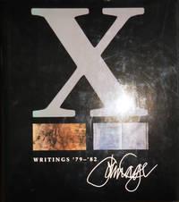 image of X Writings '79 - '82