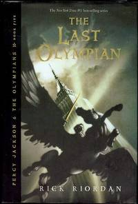 The Last Olympian (Percy Jackson And The Olympians Book Five)