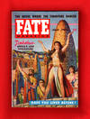 image of Fate Magazine - True Stories of the Strange, The Unusual, The Unknown / April, 1955. Great Zimbabwe; Reincarnation; Psychometry; Dancing Furniture; Palmistry; Dowsing; Drummer of Tedworth; Canada's Indian Healer; Phantom Hitchhiker; Join the Mayans ? etc.