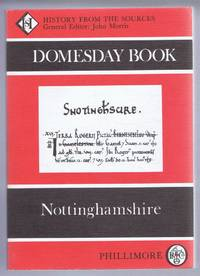Domesday Book. Volume 28: Nottinghamshire