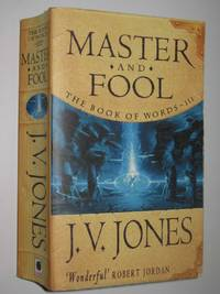 image of Master and Fool - The Book of Words Series #3