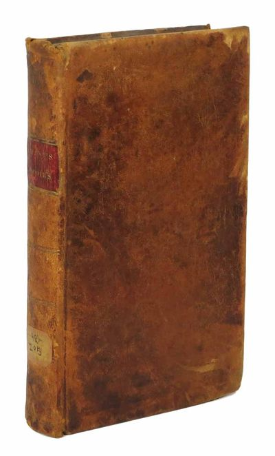 Andover: Published by Mark Newman, 1823. 1st US edition (American Imprints 12411). From the 2nd Lond...