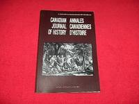 Canadian Journal of History [Volume XXXVI, Number 3, December 2001] by Periodical - Paperback - 2001 - from Laird Books (SKU: ROOMAE64)