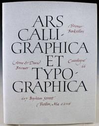 Ars Calligraphica et Typographica