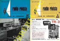Radio rivista. Rivista dei radioamatori.