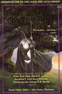 image of Meditations on Middle-Earth : New Writing on the Worlds of J. R. R. Tolkien by Orson Scott Card, Ursula K. le Guin, Raymond E. Feist, Terry Pratchett, Charles de Lint, George R. R. Martin, and More