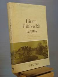 image of Hiram Hitchcock's Legacy: A History of the Mary Hitchcock Memorial Hospital School of Nursing