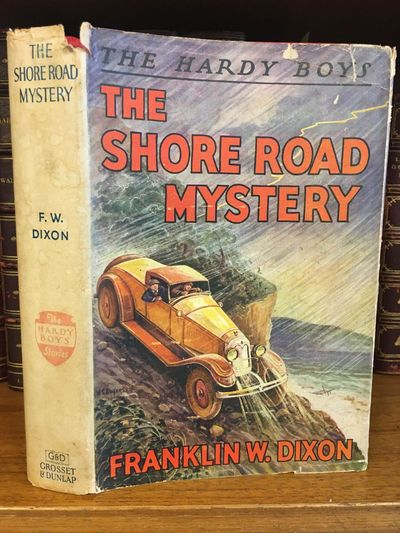 New York: Grosset & Dunlap, 1928. First Edition, First Printing, First State. Hardcover. Octavo, 212...