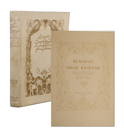 London: Hodder and Stoughton, 1909. First Thus. Limited to 750 copies, numbered and signed by the ar...