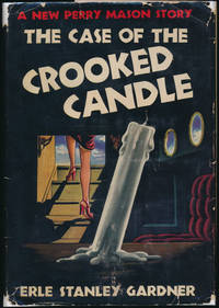 image of The Case of the Crooked Candle