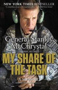 image of My Share of the Task: A Memoir