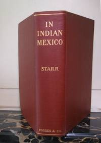 In Indian Mexico A Narrative of Travel and Labor