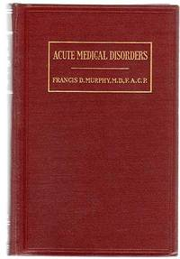 Acute Medical Disorders Diagnosis and Treatment