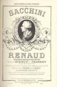 Renaud. [Piano-vocal score]