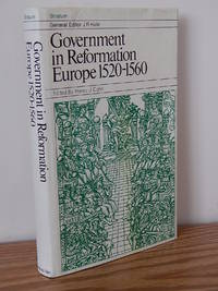 Government in Reformation Europe, 1520-1560
