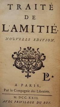 TRAITE DE L'AMITIE