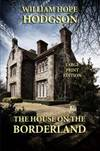 image of The House on the Borderland - Large Print Edition