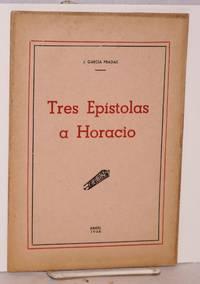 Tres epistolas a Horacio