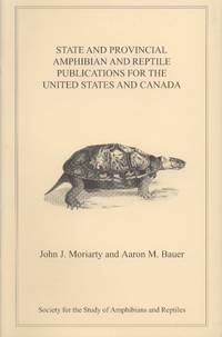 State and Provincial Amphibian and Reptile Publications for the United States and Canada