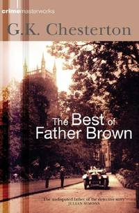 image of The Best Of Father Brown: Chesterton : Best Of Father Brown (CRIME MASTERWORKS)