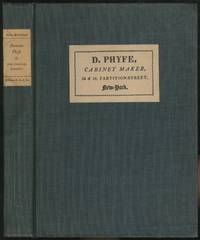 Duncan Phyfe and The English Regency 1795-1830