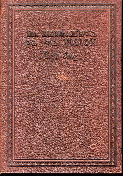 Boston/NY: The Cornhill Publishing Company, 1923. First Edition, third printing. Signed presentation...