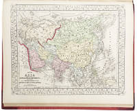Mitchell's New General Atlas, containing maps of various countries of the world, plans of cities, etc., ... together with valuable statistical tables